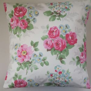 Cushion Cover in Cath Kidston Regal Rose 16""
